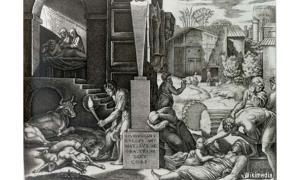 Black Death - Plague