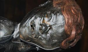 Three Mysterious European Bog Body Murders
