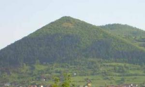 Pyramid in Bosnia