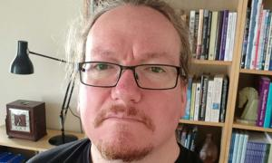 Brian Hoggard, Author