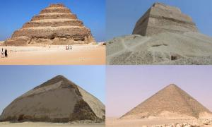Mound to Mountain: The Evolutionary Path to Building the Great Pyramid