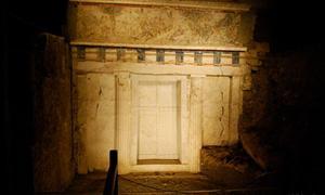 Twenty burials in Greece may be linked to Macedonian kings