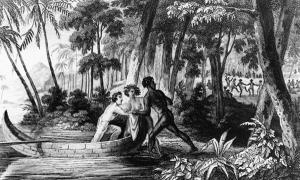 Shipwreck of the Stirling Castle - Samoa