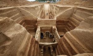 Cao Cao Tomb