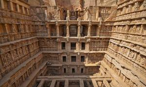 The stepwell of Rani-Ki-Vav