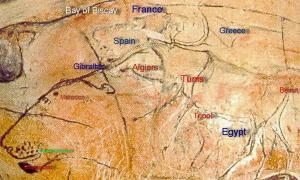 Ancient Cave of Chauvet