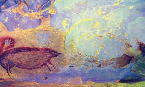 Warty Pig Cave Painting Discovered in Indonesia is a Game Changer