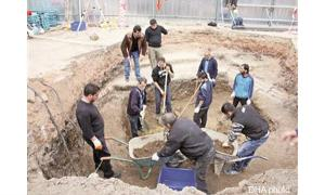 Ancient Jewish Cemetary in Turkey