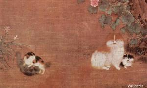Ancient China - Cats