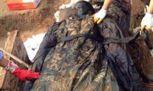 Chinese Mummy