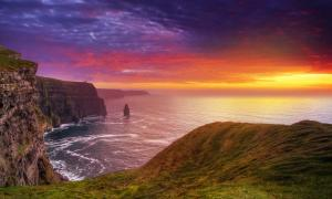 Cliffs of Moher, Ireland. Is Ireland the legendary Atlantis? Source: Patryk Kosmider / Adobe Stock