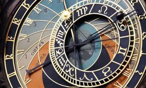 The face of the Prague Astronomical Clock (1462)