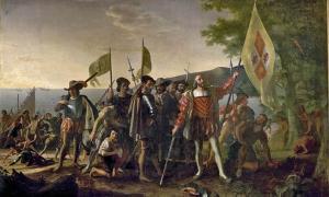 Colombus - America