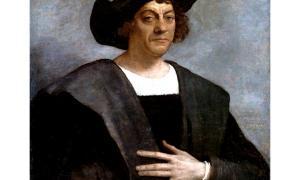Columbus - America