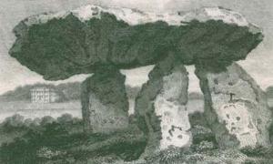 Cornish Monument