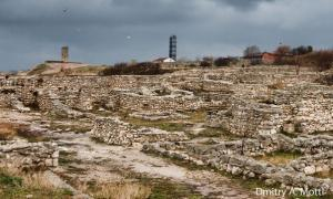 Crimea: A 2,300 years old massacre discovered