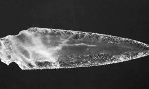 Dagger blade from Structure 10.049 (PP4-Montelirio sector).