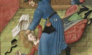 Domestic Violence in Medieval Marriages: The Tragic Story of William and Isabel Newport