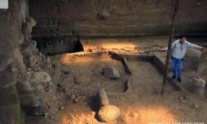 4,200-year-old building in Ecuador