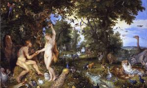 Eden - Paradise lost