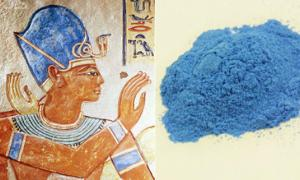 Egyptian Blue pigment
