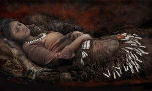 Stone Age People's Fascination With Elk Teeth Pendants Examined