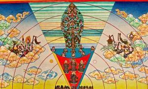 ETs Myriad Worlds in Buddhist Cosmology