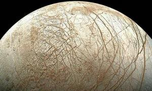 Europa Ocean Water and Ice
