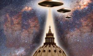 Vatican for Extra-Terrestrials