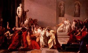 Famous Figure and Omens -Julius Caesar