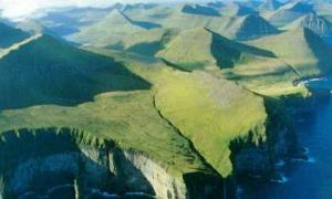 Faroes - Settlers before Vikings