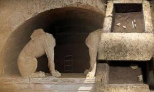 Bones found in Magnificent Amphipolis Tomb belong to Five People