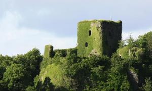 Dunollie Castle and the Clan MacDougall