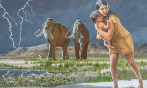 10,000-Year-Old Footprints Tell Amazing Story of Human Encounter with Megafauna