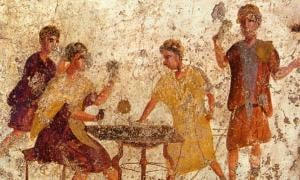 Ancient Gambling and Lucky Games