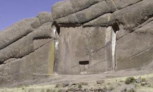 Lake Titicaca – Gate of the Gods