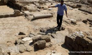 Gaza's ancient ruins