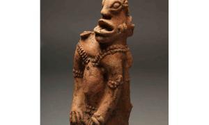 Ancient Ghana Figurine