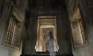 Ancient legends tell of ghost hauntings.