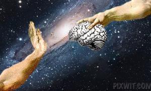 Belief in God programmed in Brain