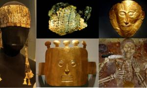 Ten Spectacular Golden Treasures of the Ancient World