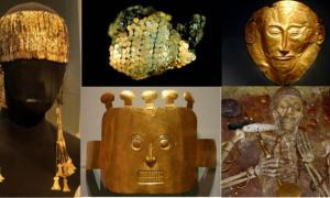 Ten Spectacular Golden Treasures of the Ancient World