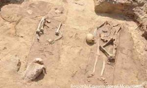 'Vampire' burial site found in Poland