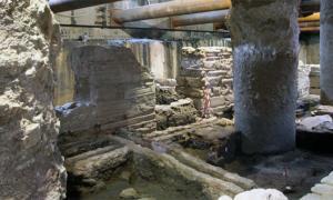 Underground Ruins - Greece, Byzantine Pompeii