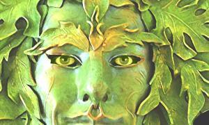 The Green Man Legend