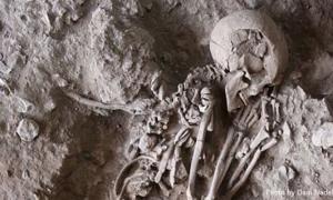 Prehistoric Man - Haifa Israel