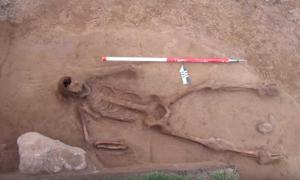 Skeletal remains of a handless man found just off Guernsey.