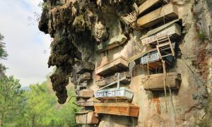 The Hanging Coffins of Sagada, Philippines