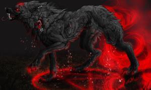 Harakiri: demonic hellhound