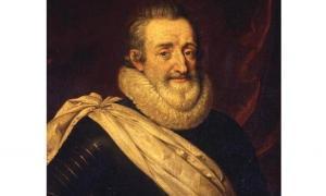 Henry IV - France
